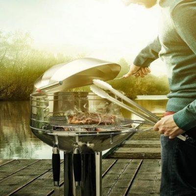 Barbecook Grill węglowy Optima Inox 2234312000