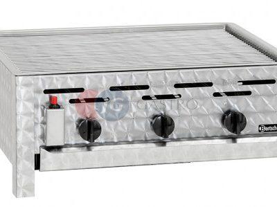 Bartscher Grill gazowy 3-palnikowy 11kW