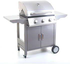 BBQ Grill gazowy G21 Oklahoma Premium Line 3 hořáky