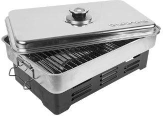 Biowin Zestaw Wędzarnia z termometrem uniwersalna 330001 (330004)