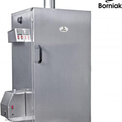 Borniak Wędzarnia domowa Cyfrowa UWDS-150 INOX + Zestaw do wędzarni ZSS-150