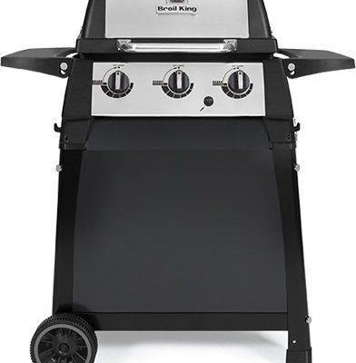 Broil King Grill gazowy porta-chef 320 z wózkiem