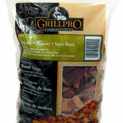 GrillPro wiórki do wędzenia z białego orzecha do grilla 00220