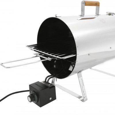 Muurikka wędzarnia elektryczna z termometrem 1100 W Pro TO6824