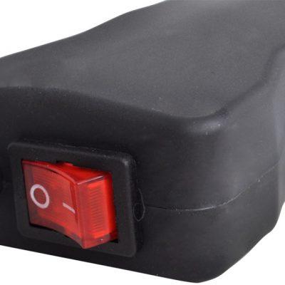 vidaXL vidaXL Elektryczny rozpalacz na węgiel drzewny, 1500 W