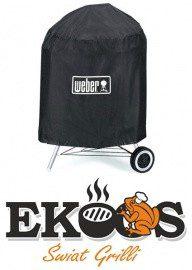 Weber Pokrowiec do grilla Premium do grilli węglowych 47 cm Dajemy dodatkowe rab (7141)